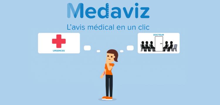 VÉNÉTIS OFFRE À SES SALARIÉS LES SERVICES DE MEDAVIZ, START-UP DE L'E-SANTÉ !
