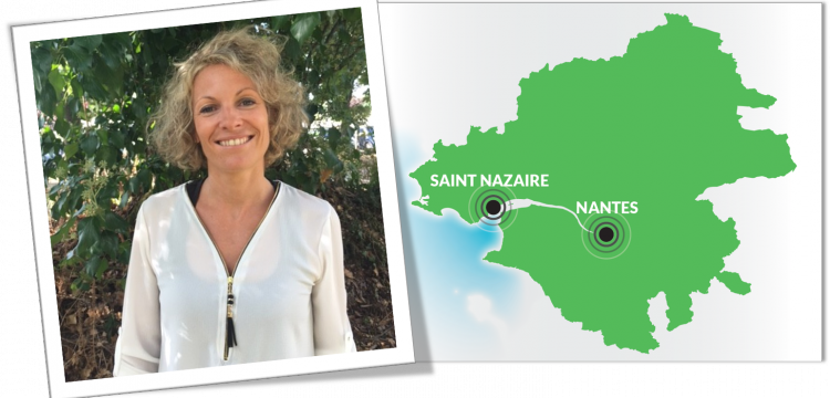 Rencontre avec Cécile, Chargée d'Affaires RH à St Nazaire