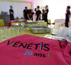 Les 20 ans de Vénétis en images
