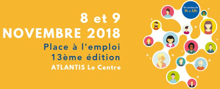Place A Lemploi 2018