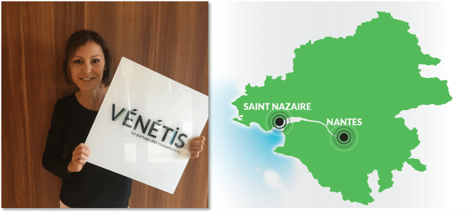 Marine Loisel Rejoint Vénétis Nantes En Tant Que Chargée D'affaires Rh