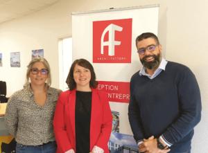 Archi Factory, adhérent Lorientais de Vénétis