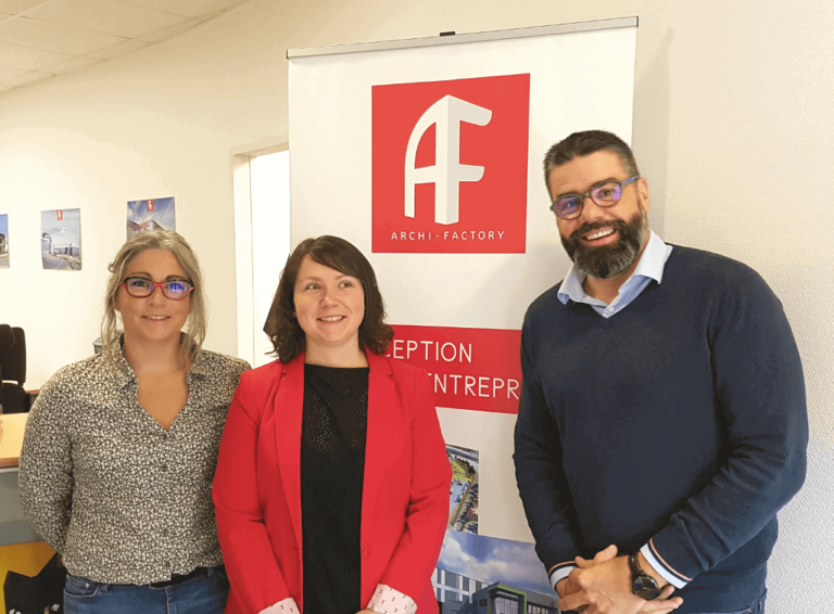 Archi Factory adherent Lorient