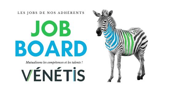 Job board pour les Adherents VENETIS