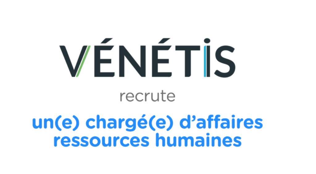 Venetis recrute