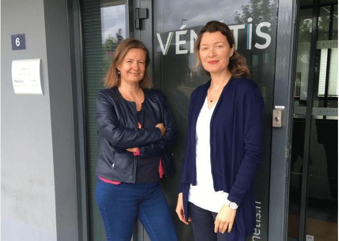 Jennifer Sancesario, Chargée d'Affaires RH Vénétis Vannes Ploërmel