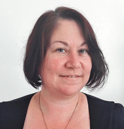 Laetitia, comptable à temps partagé chez Vénétis